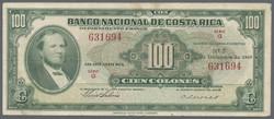 110.560.80: Banknoten - Amerika - Costa Rica