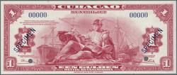 110.560.85: Banknotes – America - Curacao