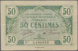 110.550.115: Banknoten - Afrika - Französisch Äquatorial-Afrika