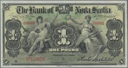 110.560.160: Banknoten - Amerika - Jamaika