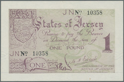 110.210: Banknotes - Jersey
