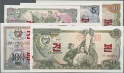 110.570.250: Banknotes – Asia - Korea