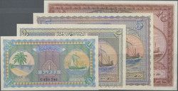 110.570.310: Banknoten - Asien - Malediven