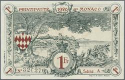 110.330: Banknotes - Monaco