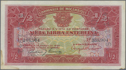 110.550.270: Banknotes – Africa - Mozambique