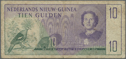 110.570.348: Banknotes – Asia - Netherlands New Guinee