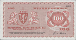 110.360: Banknotes - Norway
