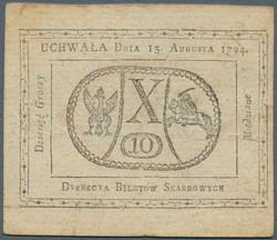 110.380: Banknotes - Poland