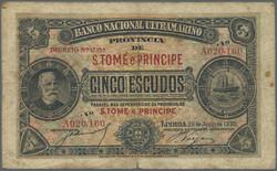110.550.376: Banknotes – Africa - St. Thomas & Price