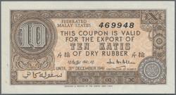 110.570.376: Banknoten - Asien - Sarawak