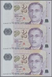110.570.390: Banknotes – Asia - Singapore