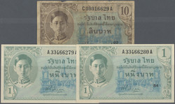 110.570.440: Banknotes – Asia - Thailand