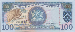 110.560.264: Banknotes – America - Trinidad & Tobago
