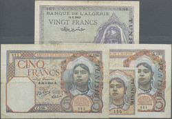 110.550.450: Banknotes – Africa - Tunisia