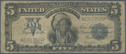110.560.290: Banknotes – America - United States