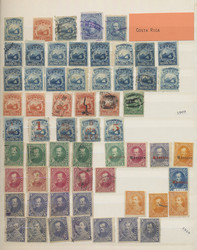 7380: Collections and Lots South America