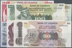 110.550.460: Banknotes – Africa - Uganda