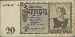 110.80: Banknotes - Germany