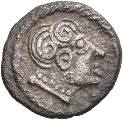 10.10.40: Ancient Coins - Celtic Coins - Rhine