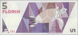 110.560.15: Banknoten - Amerika - Aruba