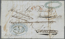 3290: Ionian Islands - Pre-philately