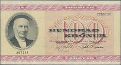 110.70: Banknoten - Dänemark