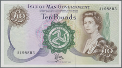110.300: Banknotes - Isle of Man