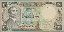 110.570.200: Banknotes – Asia - Jordan