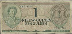 110.570.348: Banknoten - Asien - Niederländisch Neuguinea