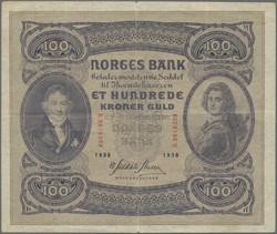 110.360: Banknoten - Norwegen