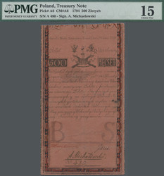110.380: Banknoten - Polen