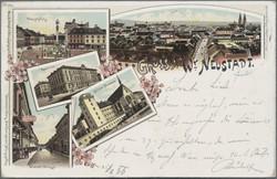 180020: Österreich, Plz 2XXX, östliches und südliches Niederösterreich, Nordburgenland - Postkarten
