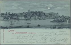 180040: Austria, Zip Code 4XXX, Upper Austria and small parts of western Lower Austria - Picture postcards