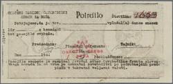 110.460: Banknoten - Slowenien