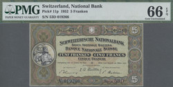 110.430: Banknoten - Schweiz