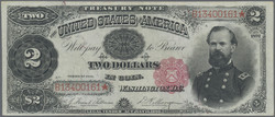 110.560.185: Banknotes – America - Confederate States of America