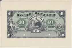 110.560.280: Banknoten - Amerika - Venezuela