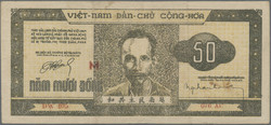 110.570.490: Banknotes – Asia - Vietnam