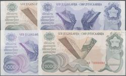 110.220: Banknoten - Jugoslawien