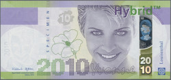 110.700: internationale Testbanknoten