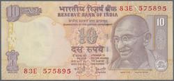 110.570.130: Banknoten - Asien - Indien