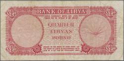 110.550.215: Banknotes – Africa - Libya