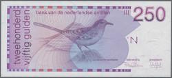 110.560.226: Banknotes – America - Netherlands Antilles