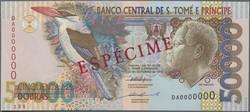 110.550.376: Billets - Afrique - Saint-Thomas et Prince îles