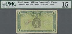 110.570.256: Banknotes – Asia - Korea South