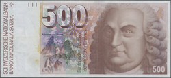 110.430: Banknotes - Switzerland