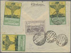 7092: Sammlungen und Posten Benelux