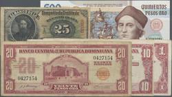 110.560.90: Banknotes – America - Dominican Republic