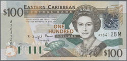 110.560.228: Banknotes – America - East Caribbean States