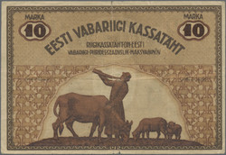 110.90: Billets - Estonie